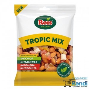 Сурови ядки Rois тропически микс 150гр.