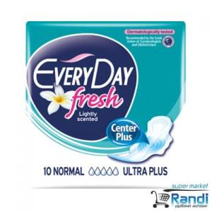 Дамски превръзки EveryDay fresh normal 10бр.