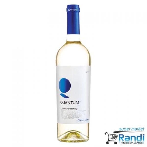 Бяло вино Quantum sauvignon blanc 750мл.