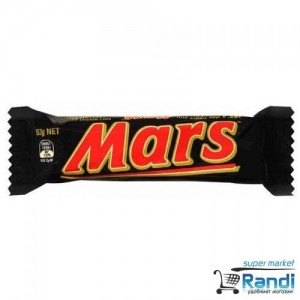 Шоколадов десерт Mars 51гр.