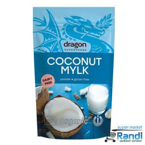 Кокосово мляко на прах Dragon Superfoods 150гр.