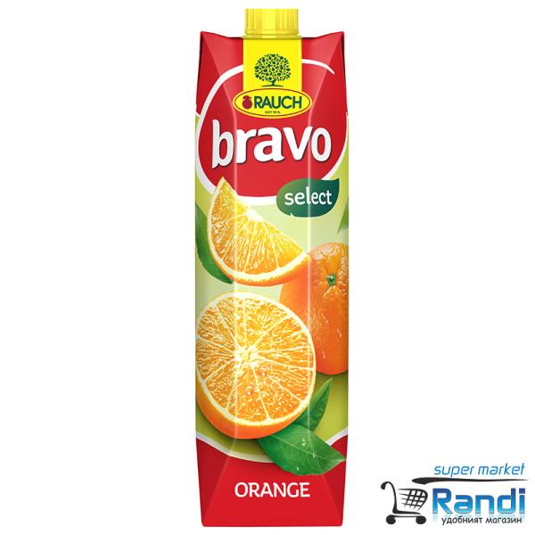 Сок от портокал 1л.