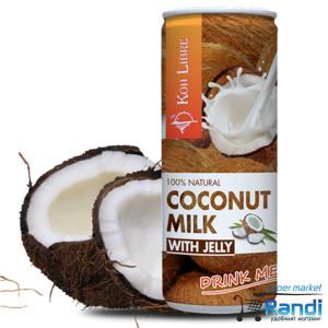 Кокосово мляко за пиене - Coconut Milk with Lelly Koh Libre 250мл.
