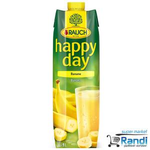 Нектар от банан Rauch - Happy Day 1л.