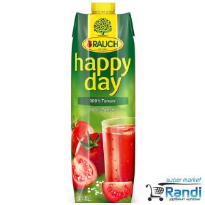 Нектар Rauch Happy day домат 1л.