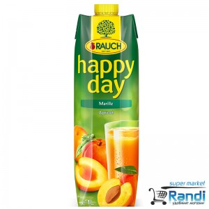 Нектар от кайсия Rauch Happy Day 1л.