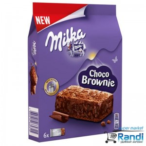 Кексче с шоколад Milka Choco Brownie 150гр.