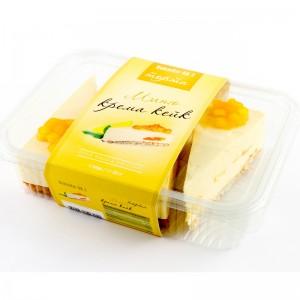 Торта taste it Крема кейк с манго 500гр.