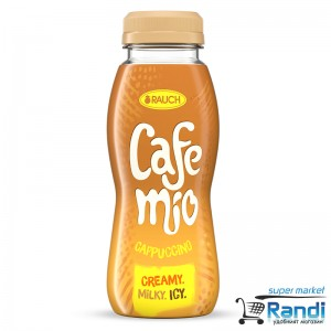 Кафе с мляко Cafe mio - Cappuccino Rauch 250мл.