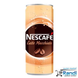 Кафе напитка Nescafe Latte Macchiato 250мл.