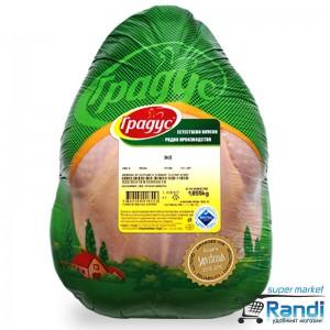 Охладено пиле Градус - 5,75лв./кг.- обявената цена е за 1,6кг.
