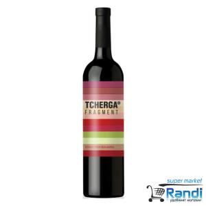 Червено вино Tcherga Fragment Syrah 750мл.