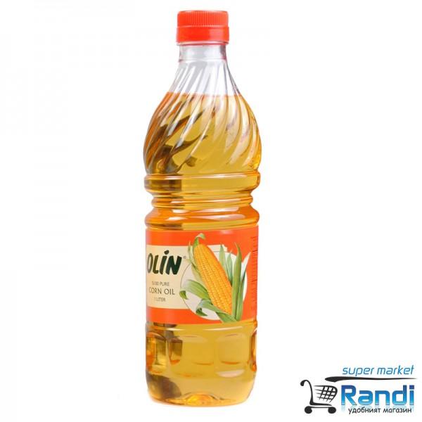 Царевично масло Olin 1л.