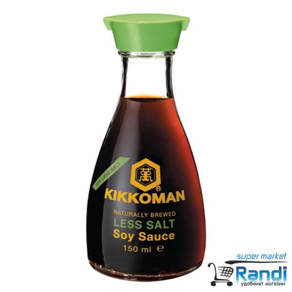 Соев сос KIkkoman лайт 150мл.