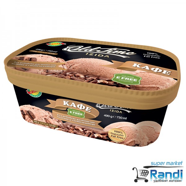 Сладолед Old Time Кафе Изида 750мл.