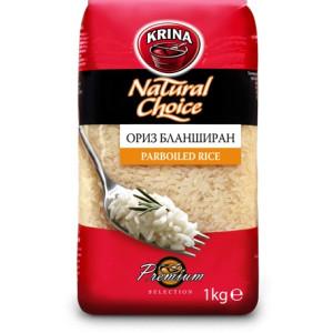 Бланширан ориз Крина 1кг.