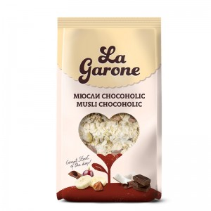 "Мюсли Chocoholic ""La garone"" 350гр."