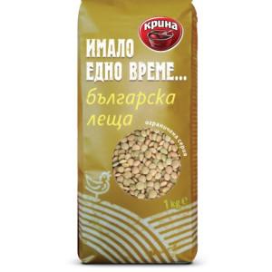 """Леща българска - Имало едно време- """"Крина"""" 1кг."""