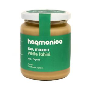 """Био бял тахан """"Harmonica"""" 250гр."""