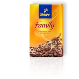 Кафе Tchibo Family 250гр.