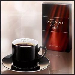 Кафе Davidoff rich aroma  - 250гр. мляно