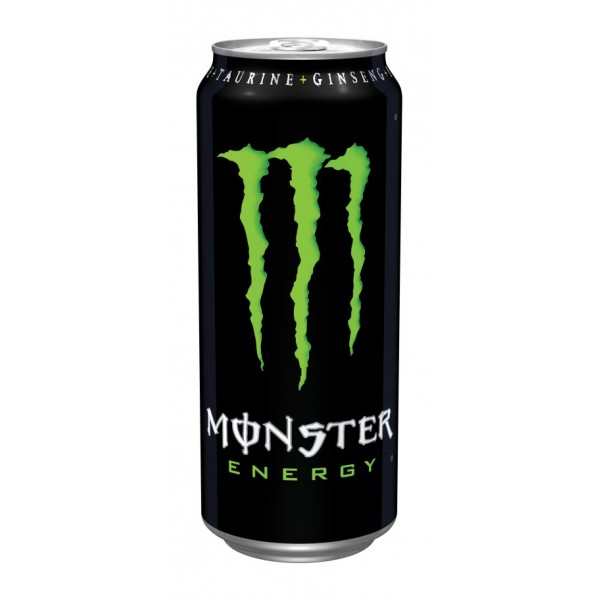 Енергийна напитка Monster Energy 500мл.