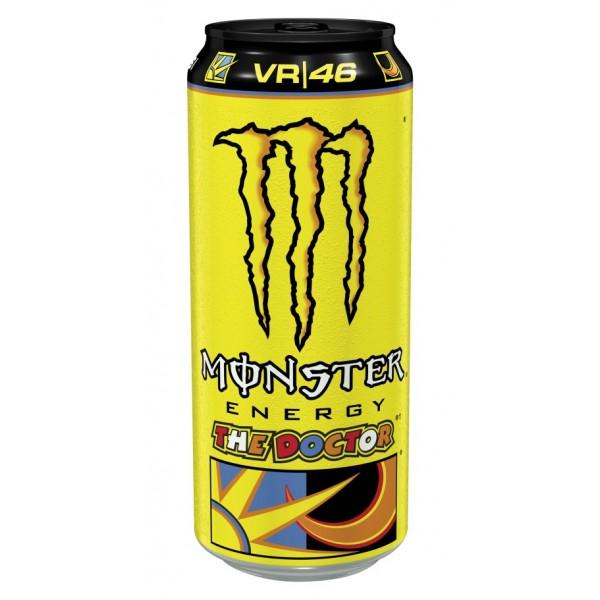 Енергийна напитка Monster The Doctor 500мл.