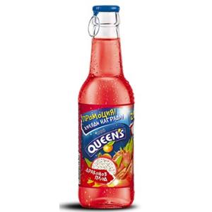 Негазирана напитка Драконов плод Queen's 250мл.