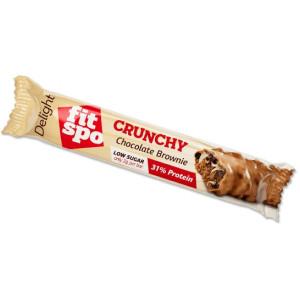 Високопротеинов бар FIt spo Crunchy  64гр.