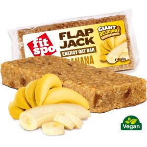 Овесено блокче с парчета банан Fit Spo 90гр.